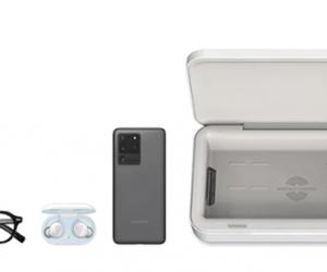 Samsung lanzará cargador inalámbrico que desinfecta tu smartphone