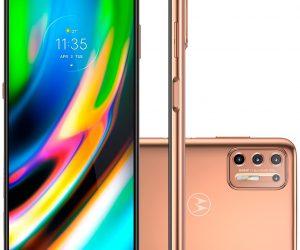 Moto G9 Plus se filtran fotos y características de la gama media de Motorola 64 MegaPixeles en cámara