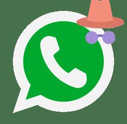 Whatsapp en modo incógnito