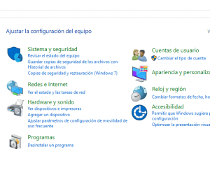 Windows 10 Nuevo gestor de discos